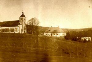 Kostel,škola,fara_1896_upraveneobrazek galerie - 18 z 52